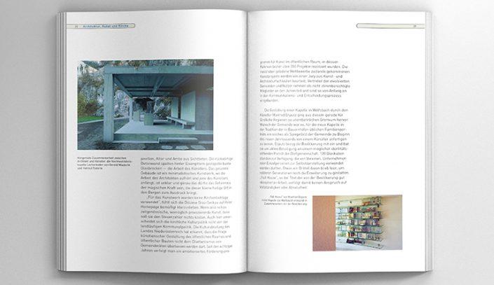 Editorial Design · Buchgestaltung