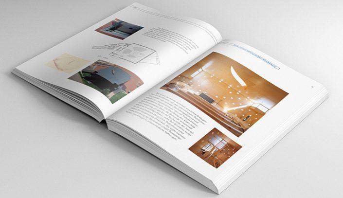 Editorial Design · Raum und Religion
