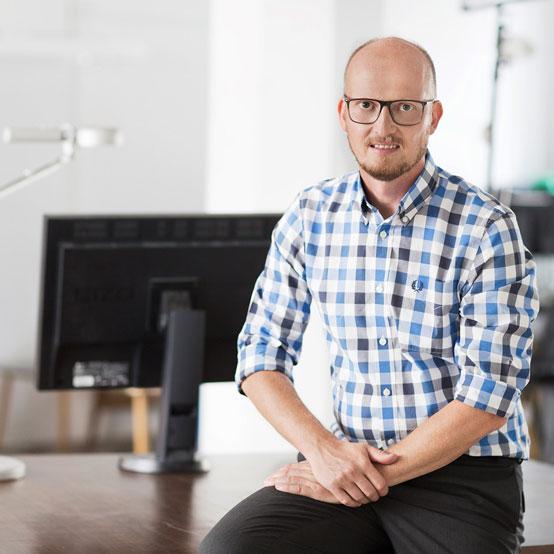 Christoph Kober, Grafikdesigner