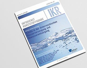 Broschüre gestalten · IKR