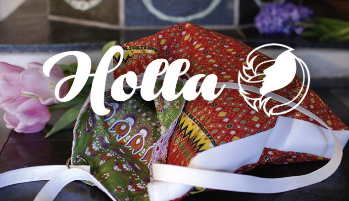 Logo Design · Holla