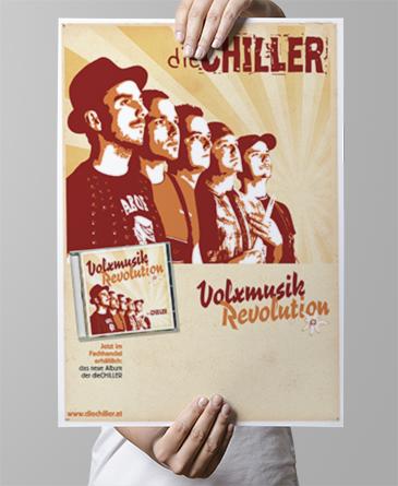 Poster · Die Chiller