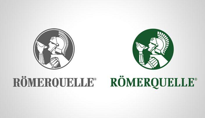 Logo Design - Römerquelle